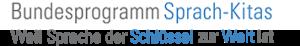 Sprachkita-Logo